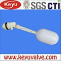 PlastIc float valve for water tank and air cooler 2