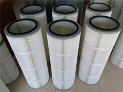 PTFE覆膜除尘滤筒