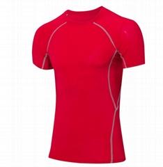訓練跑步服緊身衣一手貨源