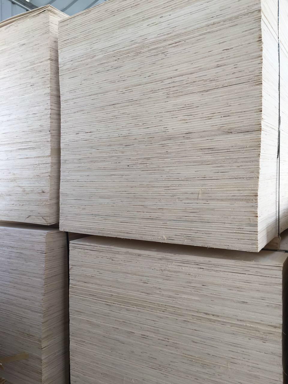 提供优质胶合板多层板桃花芯板 2