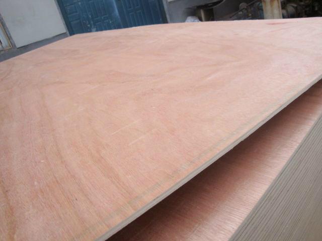 胶合板多层板杨木板桃花芯板 2