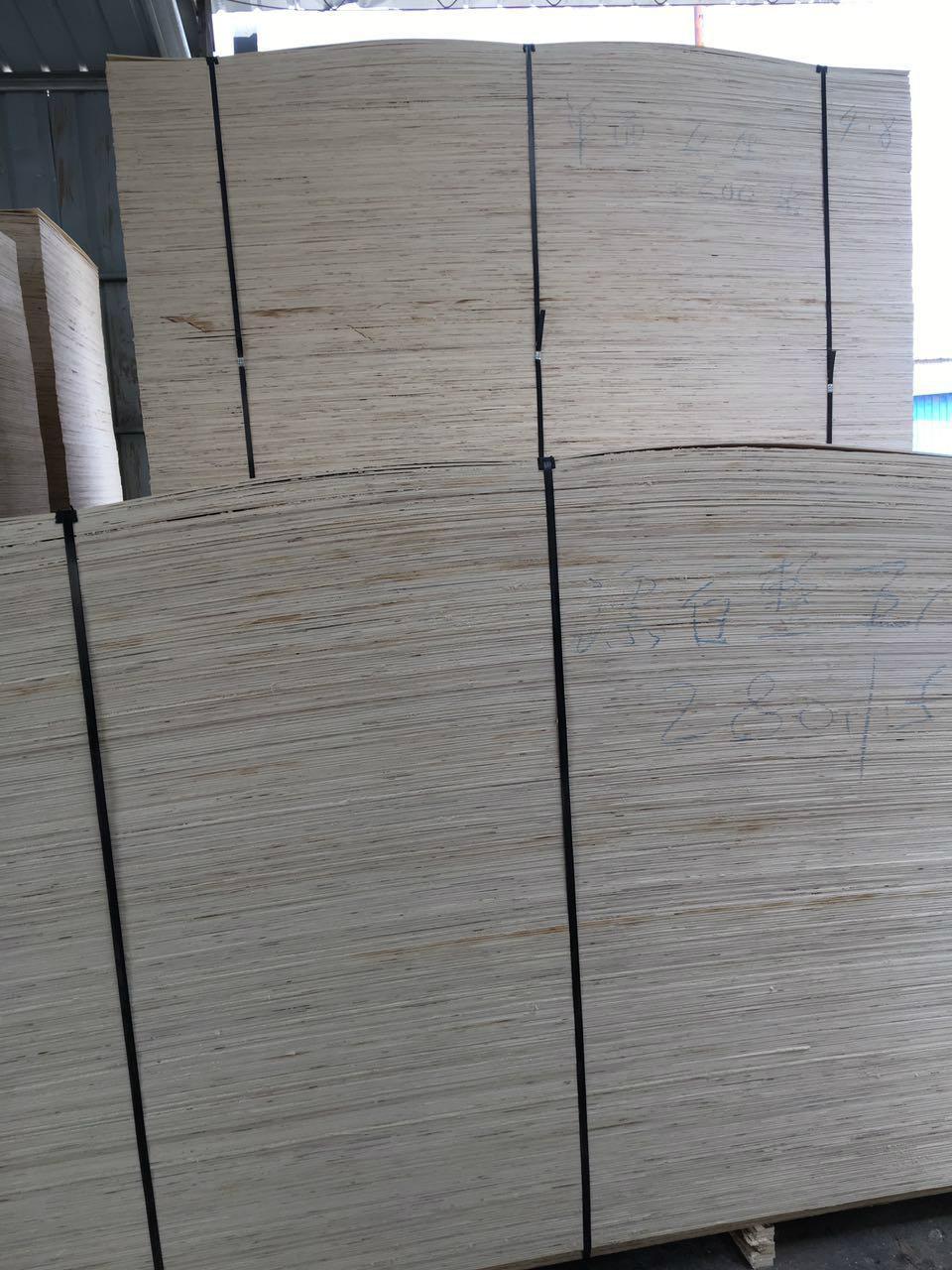 膠合板多層板楊木板桃花芯板 1