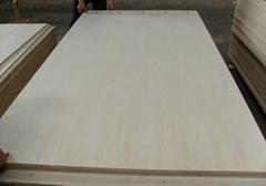 7厘漂白杨木面胶合板多层板包装板