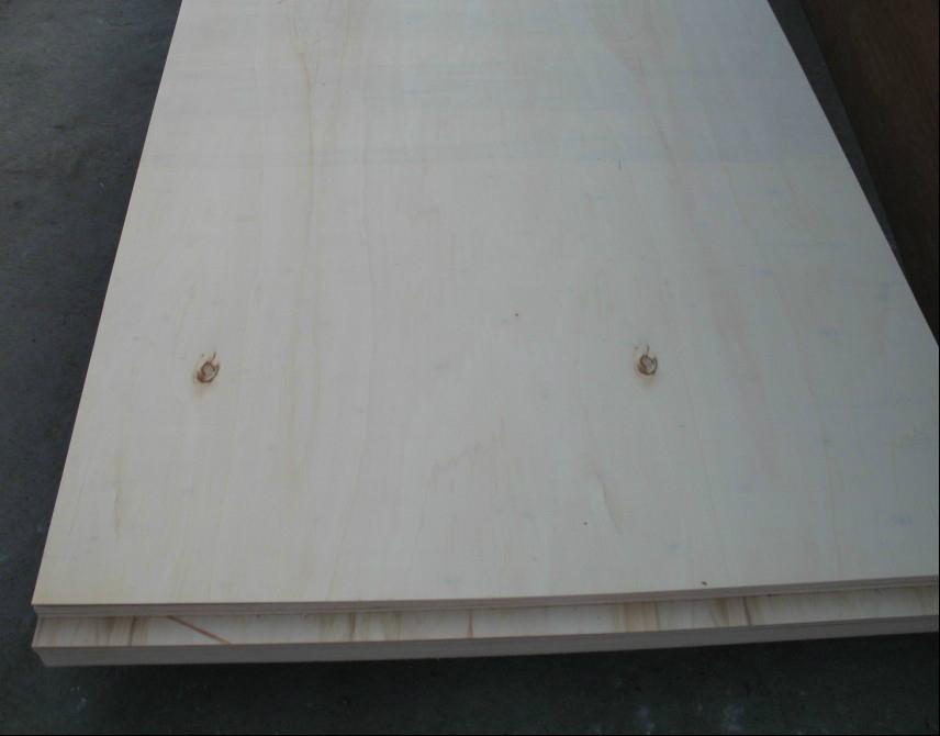 7厘漂白杨木面胶合板多层板包装板 3