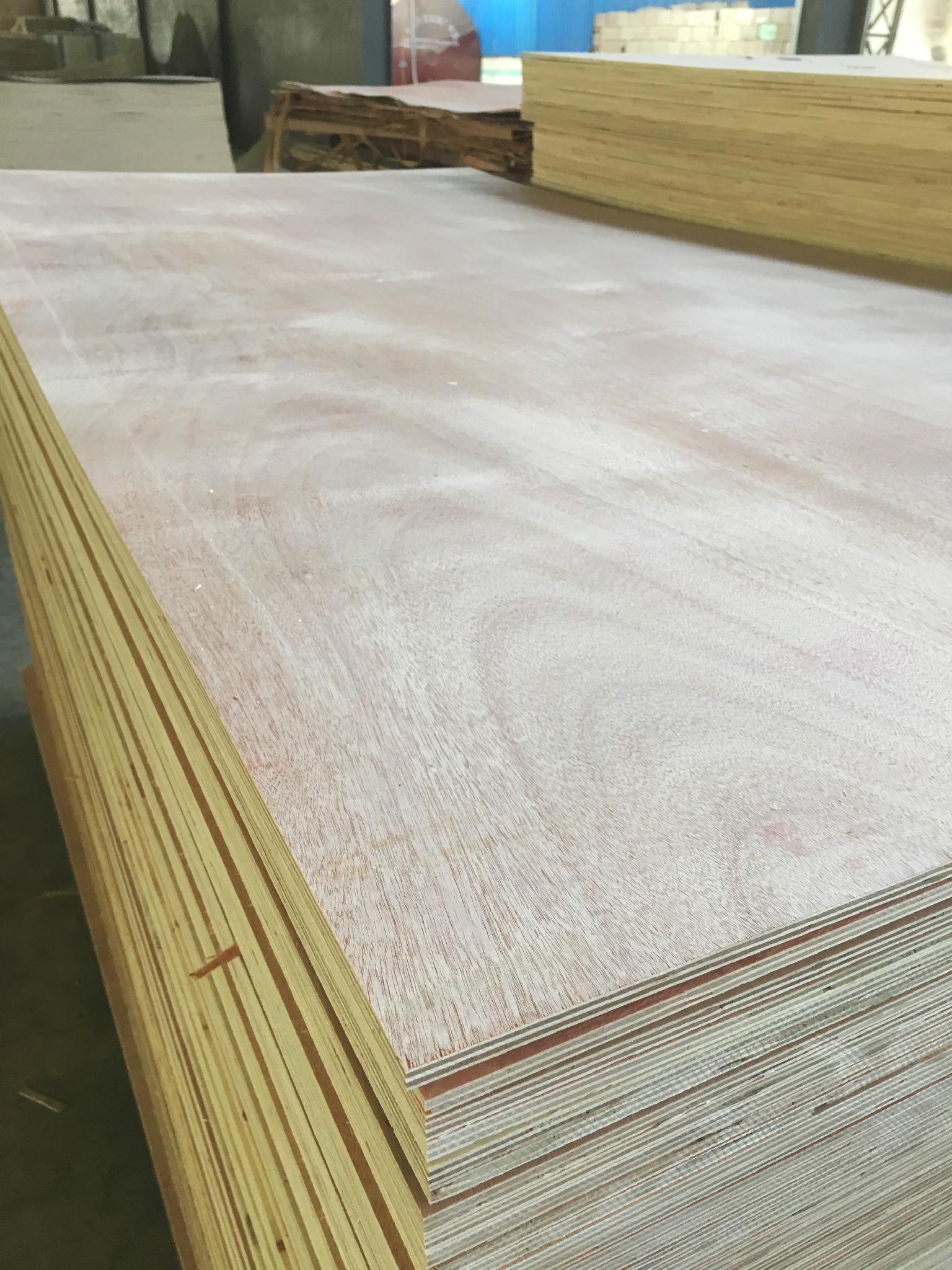 厂家直销木板材1.2-25mm胶合板多层板包装箱板 1