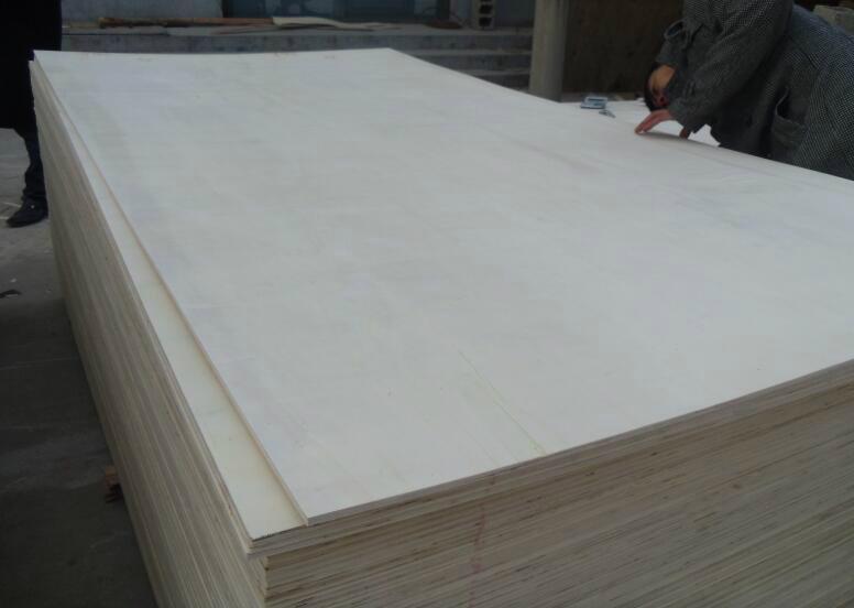 供应15mm胶合板装饰板托盘板桃花芯板 2