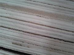 桃花芯冰糖果贴面二次成型多层板胶合板