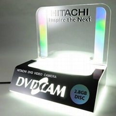 LED發光膠架