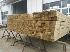 沈阳防腐木,碳化木批发