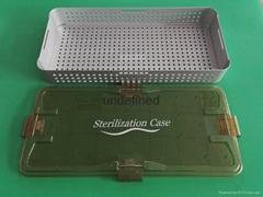 腹腔镜器械塑料消毒盒