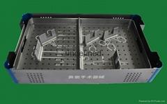 鼻窦镜成套器械消毒盒
