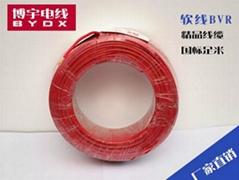 BVR150铜芯软线