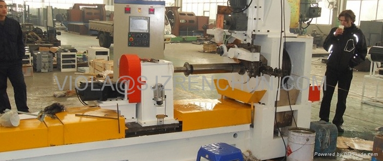 automatic wedge wire screen welding machine for industry water treatment 3