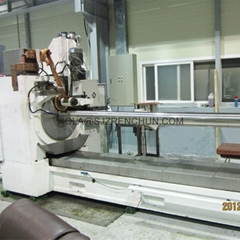HWJ850 Wedge Wire Screen Welding Machine for Mineral Centrifuge