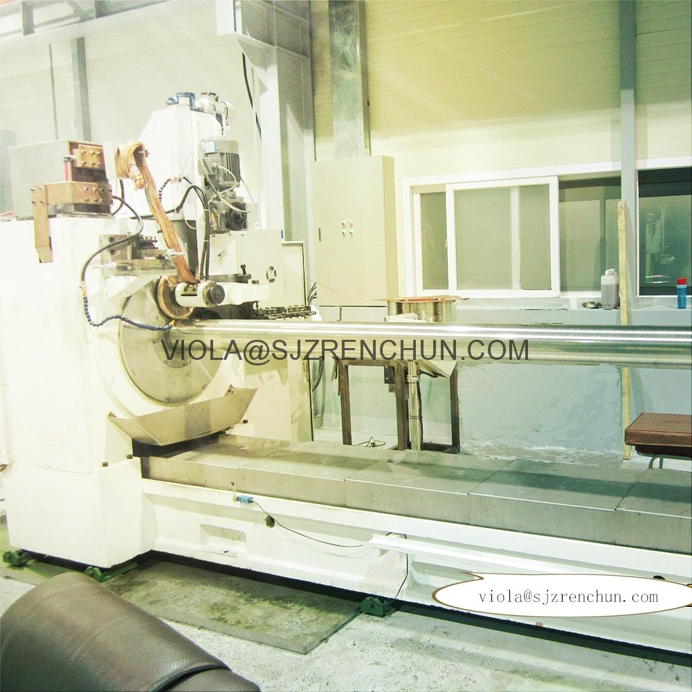 Hot Sale Welded Johnson Screen Machine for Oil and Gas Industry 1