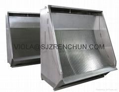 Best Price Wedge Wire Mesh Welding Machine for Sieve Bend