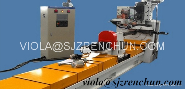 Hebei Wedge Wire Screen Welding Machine For Primary Water Treatment 1
