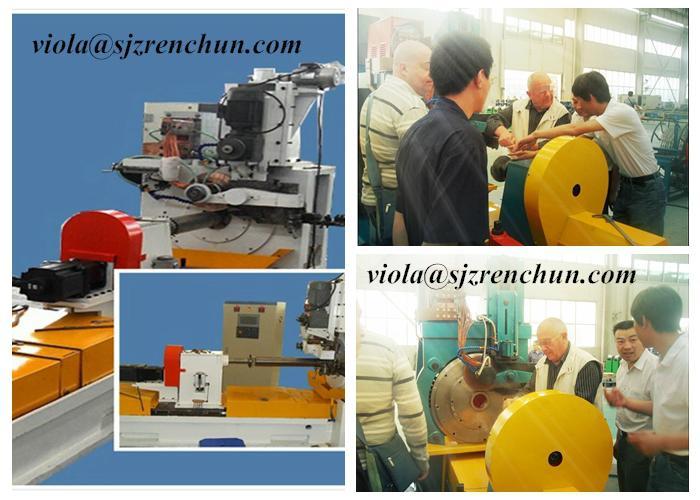 Newest Wedge Wire Screen Welding Machine for Liquid Filtration 1