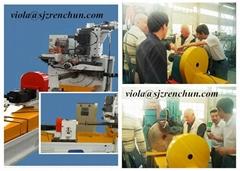 Newest Wedge Wire Screen Welding Machine