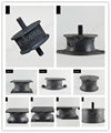 Durable Road Roller Rubber Shock Absorber Buffer