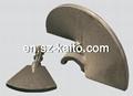Auger Blade for Dynapac Asphalt Paver Vogele Finisher Spare Parts