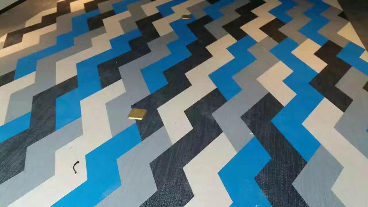 塑胶地板 1