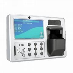 學校教育考生考試學生身份驗証設備指靜脈識別考勤機