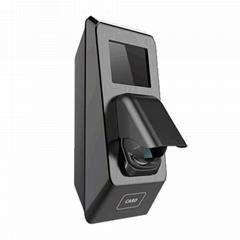 商務行政辦公金融系統安全指靜脈識別考勤門禁一體機