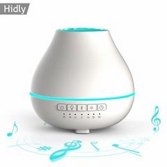Multi LED Color 200ml Bluetooth Essential Oil Aroma Diffuser