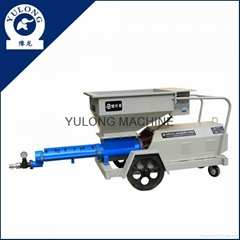 culvert  screw type plaster grout pump