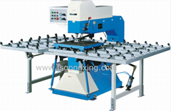 Glass Drilling Machine Model BZ0213- pneumatic clamp