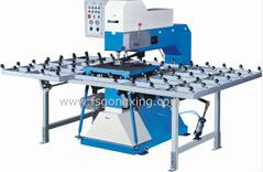 Glass Drilling Machine Model BZ0213AL- gas-liquid damping system