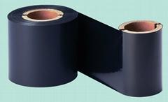 thermal transfer enhanced wax carbon ribbon