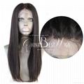 natural virgin hair 360 lace frontal