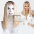 blonde virgin hair wigs