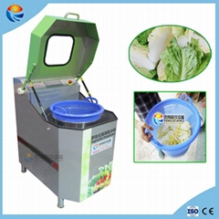 Automatic Vegetable Fruit Cabbage Dehydrator Dewatering Spinner Spinning Machine