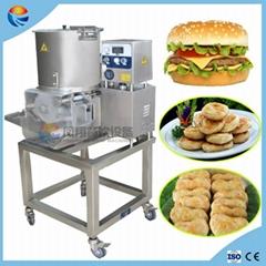 Automatic Hamburger Patty Burger Molding