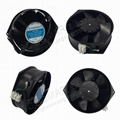 Axial Fan 172x150x55mm metal blades for cooling ventilator  3