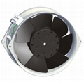 Axial Fan 172x150x55mm metal blades for