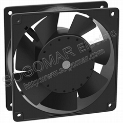 Axial Fan 120X120X38mm AC and DC for cooling