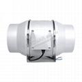 Pipe fan Dia100,125,150,200,250,300mm