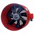 Dia200mm External Rotor Axial Fan with