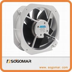 225x225x80mm Axial fan m