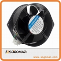 Axial Fan 172x150x55mm metal blades for cooling ventilator  5