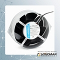 Axial fan 172X150X55mm metal blades