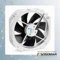 Axial Fan 280X280X80mm metal blades for