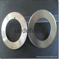 刀片廠家長期供應標準高速鋼分條縱剪機刀片