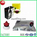 NEW 220L aseptic aluminum foil plastic bag in box for juice 2
