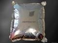 NEW 220L aseptic aluminum foil plastic bag in box for juice 4