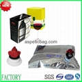 Bag in box aluminum compound aseptic plastic bagsfor strawberry juice 2